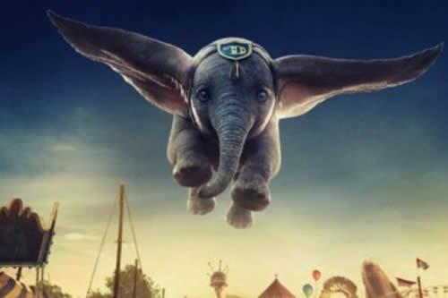 """""""Dumbo"""" se prepara para despegar en la taquilla estadounidense"""