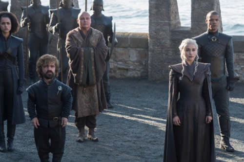 "Un documental muestra desde las trincheras la despedida de ""Game of Thrones"""