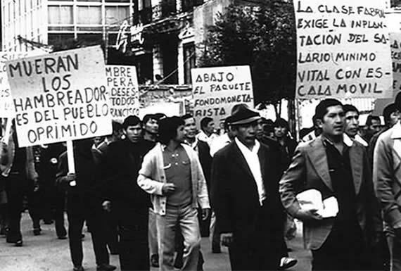 Presentan texto sobre 70 años de lucha del movimiento fabril