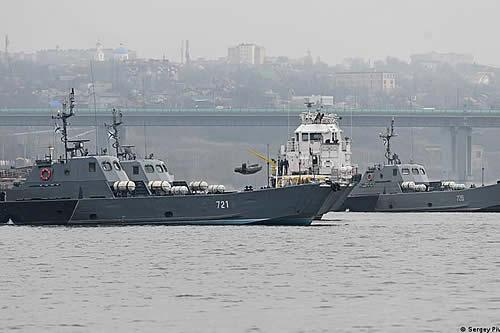 """Rusia acusa a EE. UU. y la OTAN de """"provocaciones"""" en el mar Negro"""