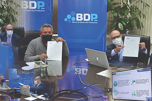 BDP prevé incrementar su cartera a Bs 6.013 millones para beneficiar a los productores