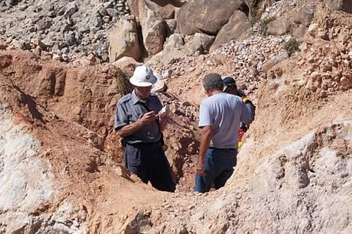 Beni: Activan comité para investigar denuncias explotación ilegal de oro en cerro San Simón