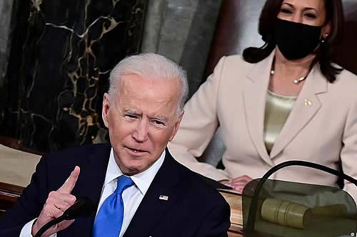 100 días de mandato: ¿cuánto de Donald Trump hay en Joe Biden?