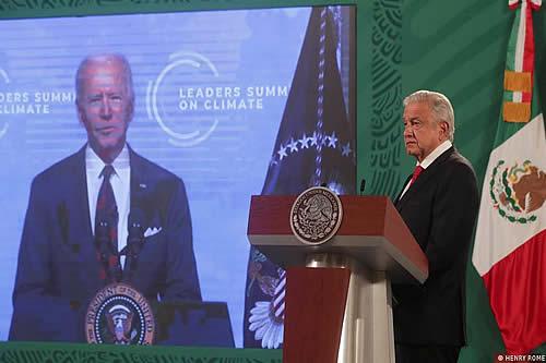 Joe Biden: 100 días en el cargo y México sigue a la espera