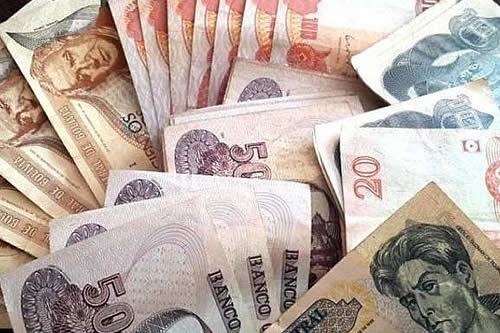Policía investigará posible organización criminal dedicada a falsificar billetes