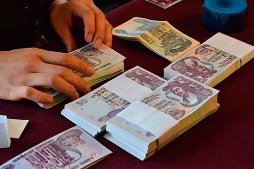 Recaudación tributaria crece Bs 3.158,5 millones por reactivación de actividades económicas