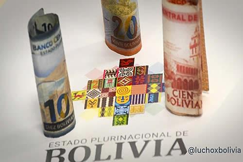 Presidente asegura que cada paso que se da apunta a reconstruir la economía de Bolivia
