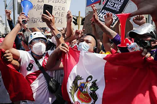 Bolivia expresa preocupación por crisis política de Perú y llama a restablecer el diálogo y la paz