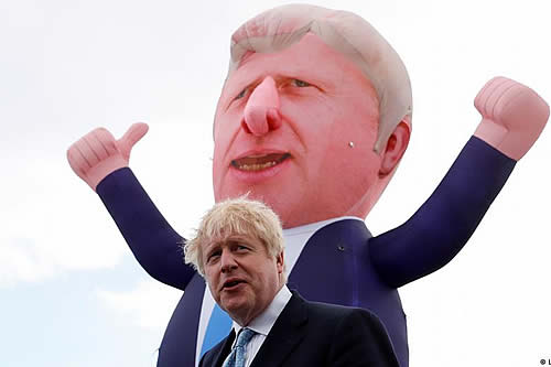 Johnson ante derrota parlamentaria por recortes en ayuda exterior
