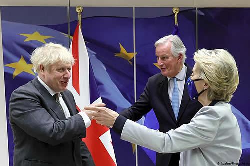 """Londres es """"razonablemente optimista"""" de poder alcanzar un acuerdo del """"brexit"""""""