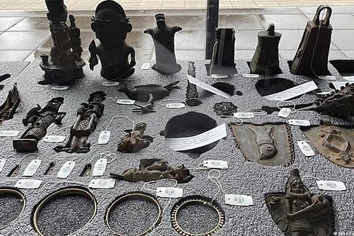 """Alemania devolverá a Nigeria sus """"bronces de Benín"""" a partir del año que viene"""