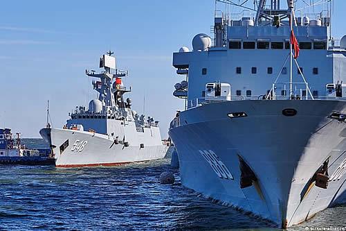 """Armada china seguirá realizando maniobras cerca de Taiwán """"de forma rutinaria"""""""