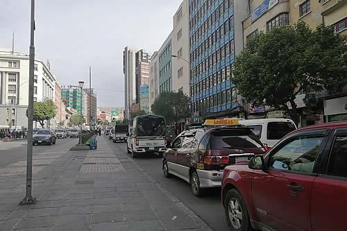 Policía reporta normalidad en el libre tránsito a nivel nacional