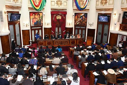 La Cámara de Diputados declara héroes del Estado a víctimas de los luctuosos hechos de 2019