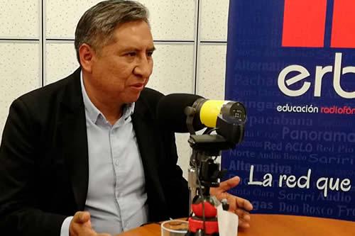Canciller dice que el Gobierno de Añez divulgó información secreta del caso Silala