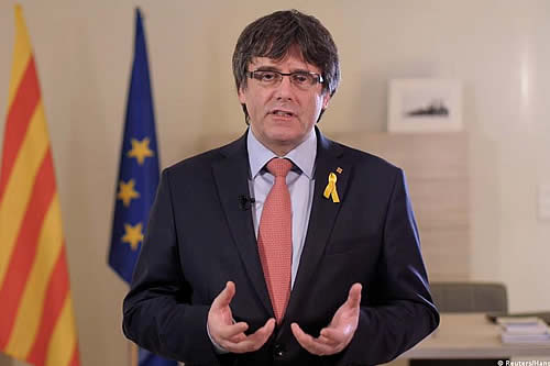 Puigdemont rechaza indulto anticipado