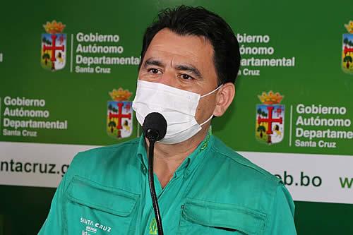 Sedes-Santa Cruz: 'No hay saldos para vacunar a la población mayor de 60 años y con patología de base'