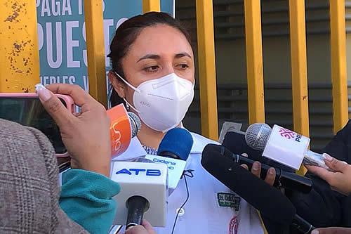 Alcaldía alerta que hospitales Cotahuma y La Portada están al límite de su capacidad