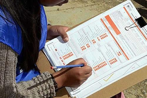 Boleta del Censo 2022 buscará recabar información sobre violencia a la mujer y niñez