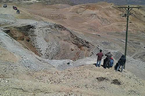 Plantean traslado de operaciones mineras a la parte baja del Cerro Rico de Potosí