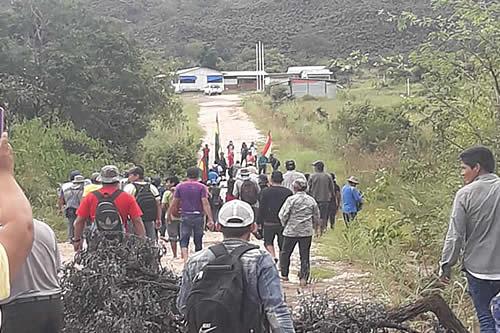 Cerro San Simón de Baure: conflicto social destapa explotación de oro y manganeso sin control estatal