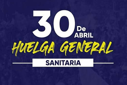 Chile amanece en huelga general sanitaria contra el Gobierno de Sebastián Piñera