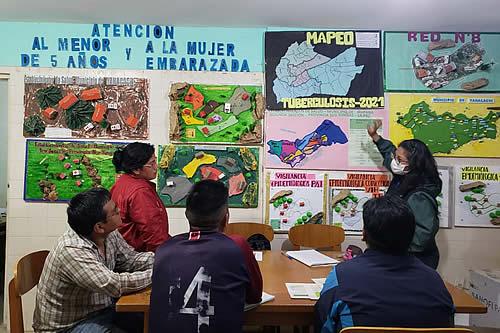 Refuerzan acciones para prevenir un mayor brote de dengue en Chulumani