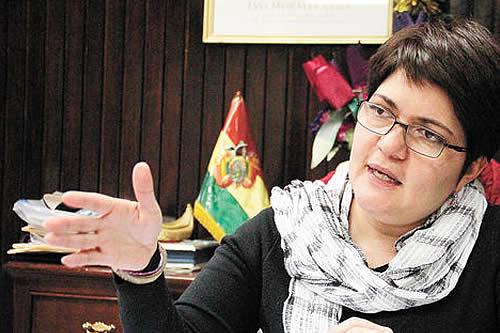 Peña: Se necesita trabajar más para frenar los casos de violencia contra la mujer