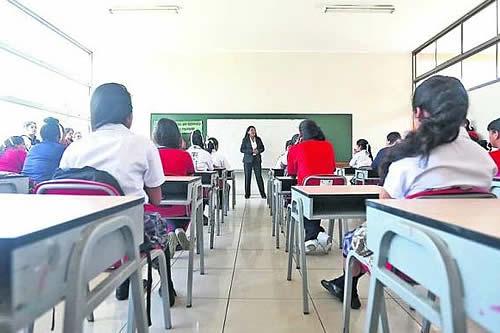 Ministerio de Educación amplía hasta el 31 de mayo el primer trimestre en el sistema educativo de Bolivia
