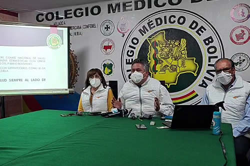 Médicos piden diálogo con viceministros y advierten desacato a reglamentación de Ley de Emergencia Sanitaria