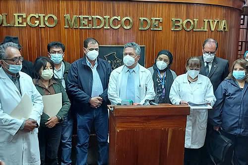 Médicos emplazan al Ministro de Salud a convocarlos a reunión de coordinación