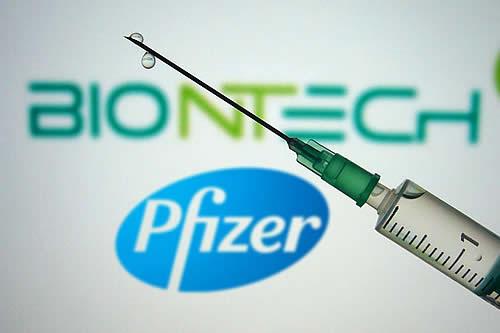 Pfizer/BioNTech eleva al 95 por ciento la efectividad de su vacuna