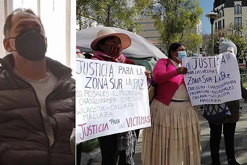 Ingresan a la cárcel a un Coronel de la Policía acusado por los hechos de 2019 en la zona Sur