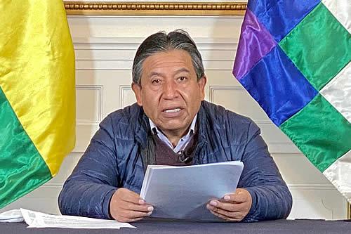 Vicepresidente propone instaurar políticas públicas nacionales para afrontar la crisis climática