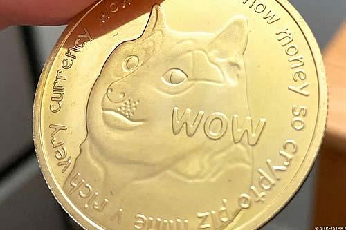 La criptomoneda meme Dogecoin alcanzó un nuevo precio récord gracias a sus fanáticos