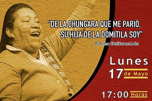 """Ministra presenta el libro """"De la Chungara que me parió, su hija de la Domitila soy"""", un aporte de la mujer boliviana a las luchas sociales"""