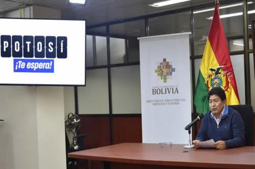 Vuelos en el aeropuerto Capitán Nicolás Rojas de Potosí se reinician el lunes