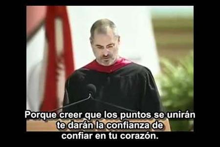 Discurso de Steve Jobs en Stanford