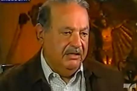 Carlos Slim, su historia y exito en los negocios