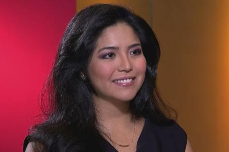 La joven mexicana que pasó de indocumentada a brillante ejecutiva financiera