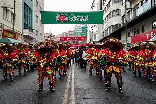 """Más de 600 bailarines serán parte del """"Caporalazo"""" que contará con mini entrada folklórica"""