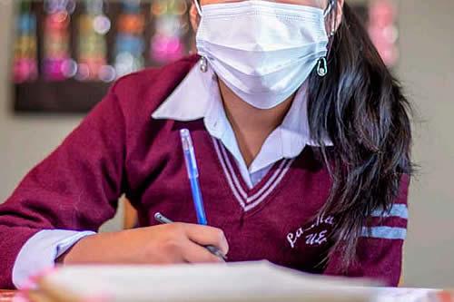Director nacional de Epidemiología no aconseja retomar clases presenciales este año
