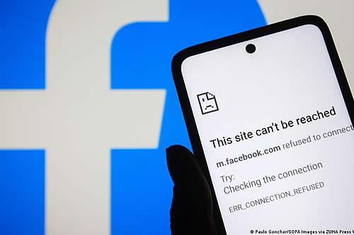 ¿Qué provocó realmente el apagón de Facebook, Instagram y WhatsApp?
