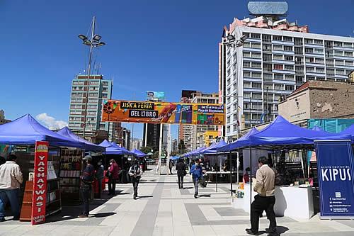 """La """"Jisk'a Feria del Libro"""" contará con más de un centenar de actividades"""