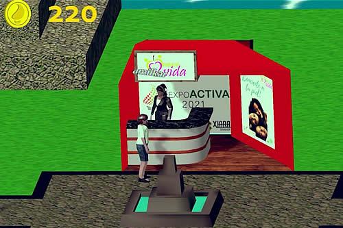 Promocionan producción nacional y compras con billetera móvil en la Feria Virtual 3D ExpoActiva 2021