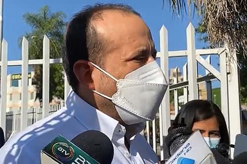 Tierras: Camacho formaliza denuncia contra el Director del INRA por faltar a la reunión de la CAD