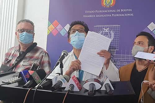 Sector salud da siete días para abrogar la Ley 1359 o advierte con ir a las calles