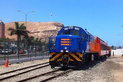 La CNC apoya el proyecto férreo La Paz-Arica e insta a coadyuvar en la 'gravitación' del país hacia el Pacífico