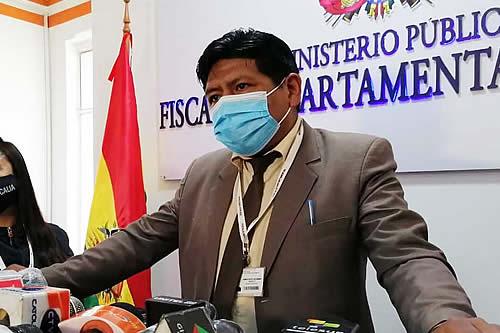 Fiscalía solicitará sello azul de Interpol contra exministros Murillo y López