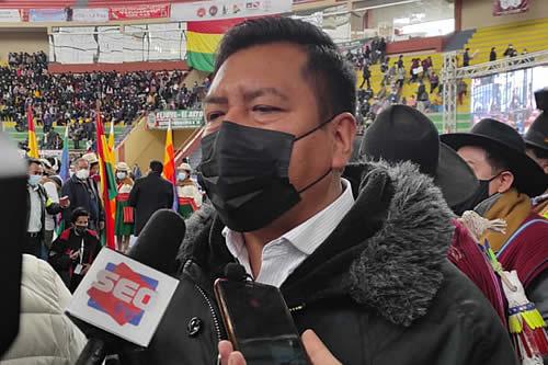 Presidente de Diputados: Paro cívico busca negociar la impunidad